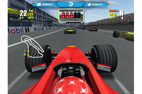 F1 Racing Championship Download Game | GameFabrique