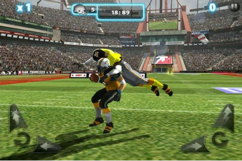 Backbreaker 2: Vengeance iPhone game - free. Download ipa ...