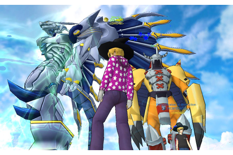 Digimon Masters Online Windows game - Mod DB