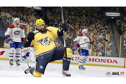 'NHL 17' Update: EA Sports Patch Notes Reveal Numerous ...