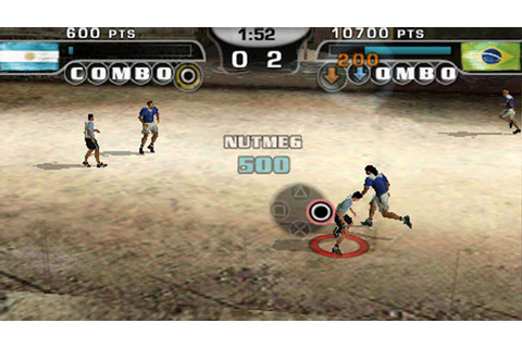 FIFA Street 2 Game | PSP - PlayStation