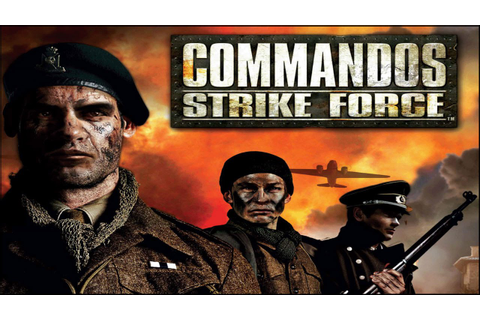 How To Download Commandos: Strike Force Full Version PC ...