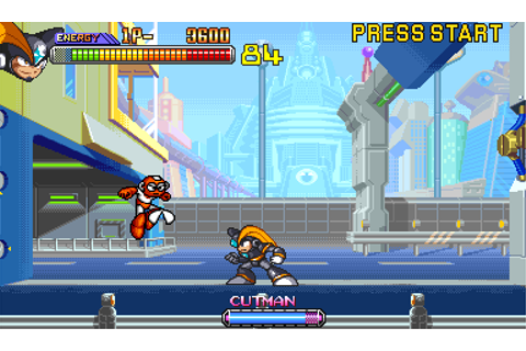 Play Arcade Mega Man 2 - the power fighters (960708 Asia ...