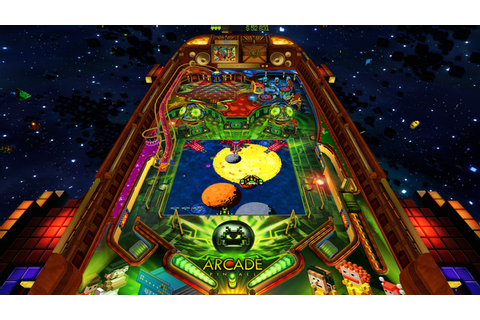 Pinball HD Collection :: Free Steam Game | SteamUnlock.com