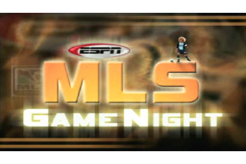 CGRundertow ESPN MLS GAMENIGHT for PlayStation Video Game ...