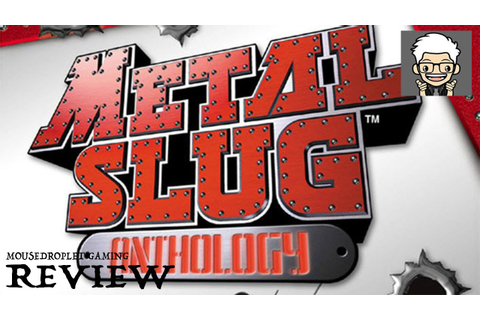 METAL SLUG ANTHOLOGY REVIEW (PS4) - YouTube