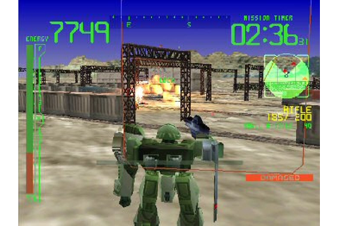 Best PSP games download: Armored Core Project Phantasma ...