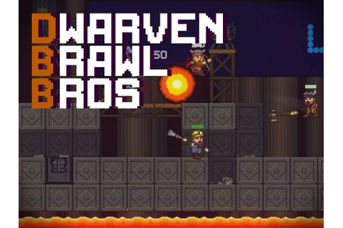 Dwarven Brawl Bros Free Download (1.0.0.8) « IGGGAMES