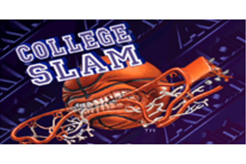 College Slam Basketball Download Game | GameFabrique