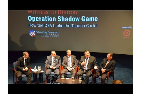 Witness to History: Operation Shadow Game - YouTube