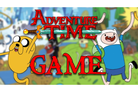 Adventure Time Goes 3D in New Game! - YouTube