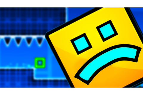 NOT SO IMPOSSIBLE GAME | Geometry Dash - YouTube