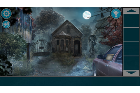 Escape The Ghost Town 3 – A-S-Games