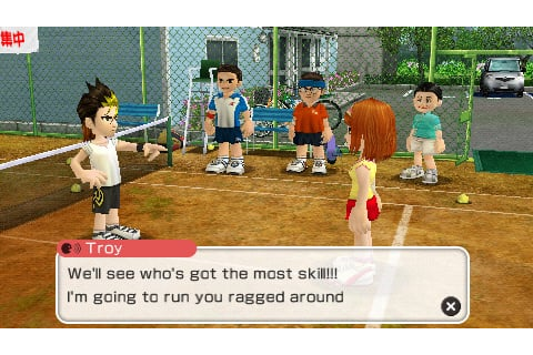 Everybody's Tennis (PSP / PlayStation Portable) News ...