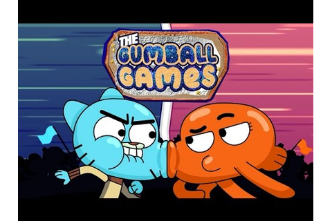 The Amazing World of Gumball - THE GUMBALL GAMES (Cartoon ...