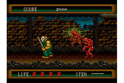 Review: Splatterhouse 2 | Gaming History 101