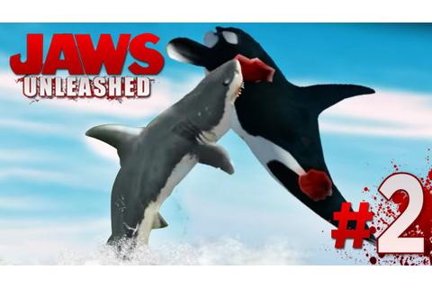 JAWS IN SEA WORLD!! - Jaws Unleashed - Gameplay Mission 2 ...