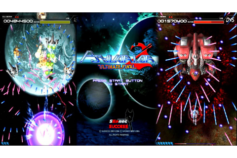 Psyvariar 2: Ultimate Final ... (PS2) - YouTube