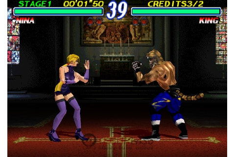 Download Tekken 2 Game For PC Full Version