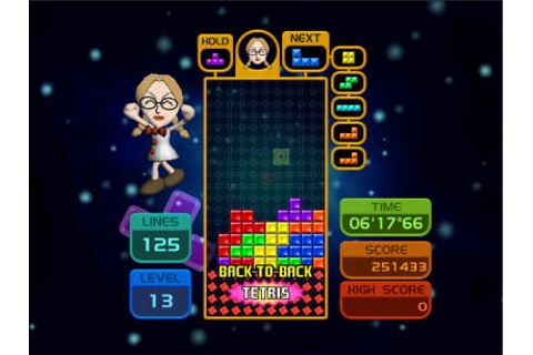 Tetris Party (WiiWare) Game Profile | News, Reviews ...