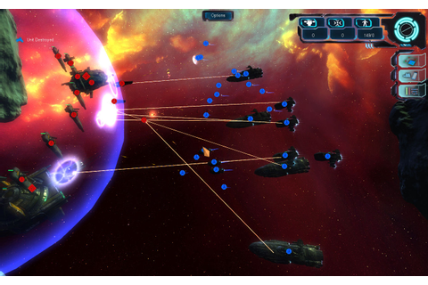 Gemini Wars PC Galleries | GameWatcher