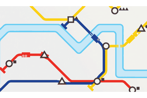 Mini Metro: London - Play it now at CoolmathGames.com