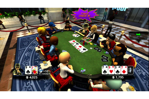 World Series of Poker: Full House Pro - Achievement - Slow ...