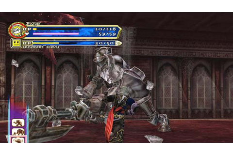 Castlevania: Curse of Darkness Game | PS2 - PlayStation