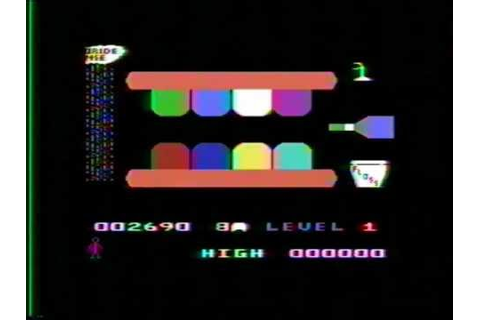 C64 Tooth Invaders - YouTube