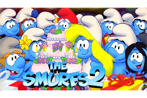 The Smurfs 2 Video Game Full Story All Cutscenes ...