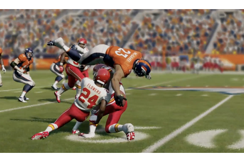 Game World: MADDEN NFL 13