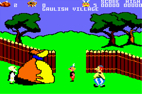 Download Asterix and the Magic Cauldron - My Abandonware