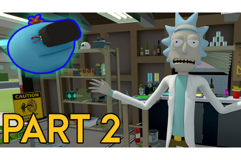 [NO COMMENTARY] Rick and Morty: Virtual Rick-ality | Full ...