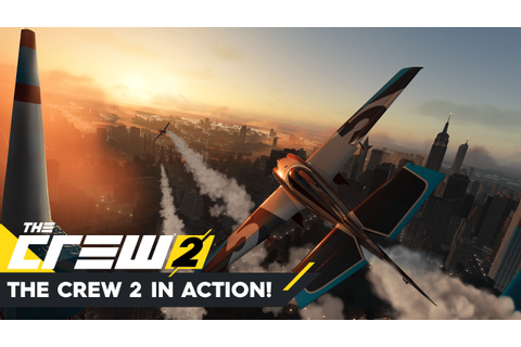 The Crew 2 System Requirements and Game Details | TheNerdMag