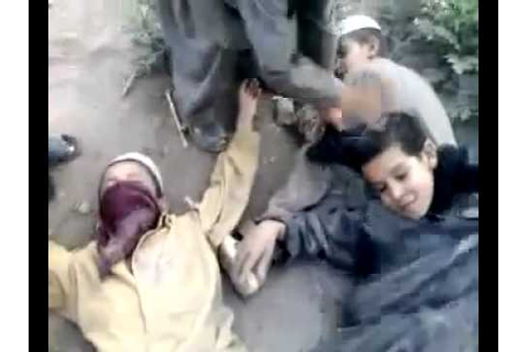 Pakistan Kids Playing Terrorist/Suicide Bomber Game or Is ...