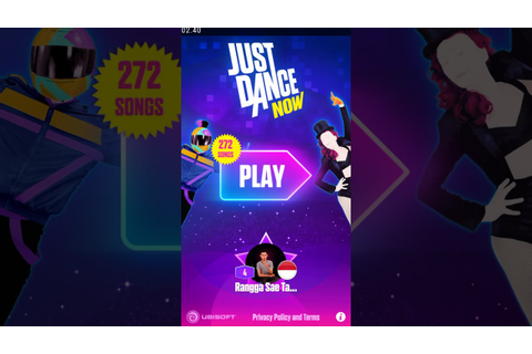 Cara Bermain Game Just Dance Now - YouTube