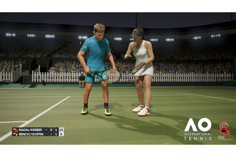 AO International Tennis Interview - A Whole New Game ...