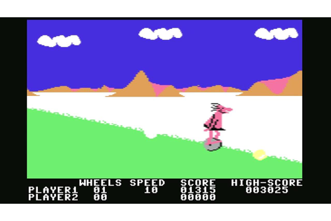 C64Zilla BC Quest for Tires C64 Review Game with DUHMEZ ...