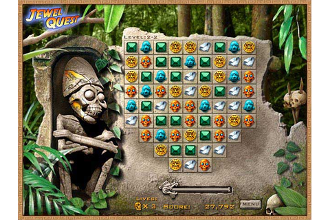 Jewel Quest > iPad, iPhone, Android, Mac & PC Game | Big Fish