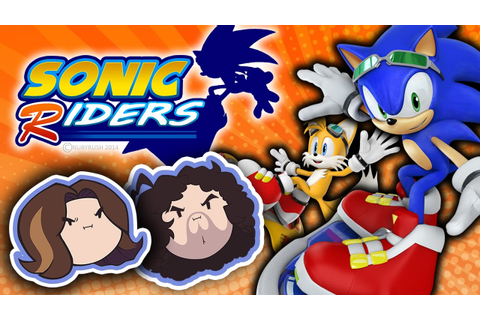 Sonic Riders - Game Grumps - YouTube