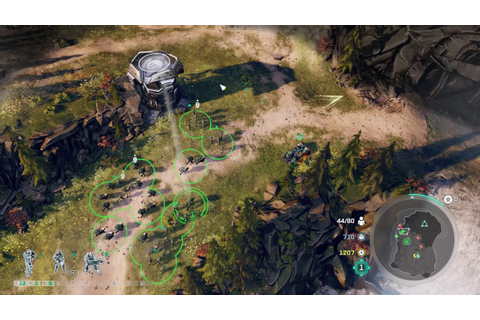 Halo Wars 2 - PC-Gameplay - YouTube