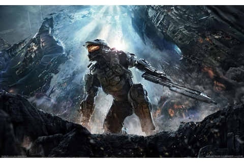 Halo, Halo 4, Video Games, Concept Art Wallpapers HD ...