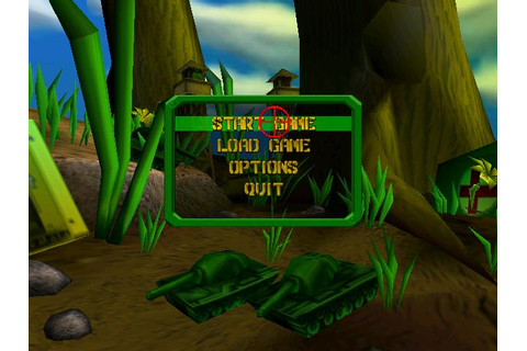 Army Men: Air Attack Download (1999 Arcade action Game)