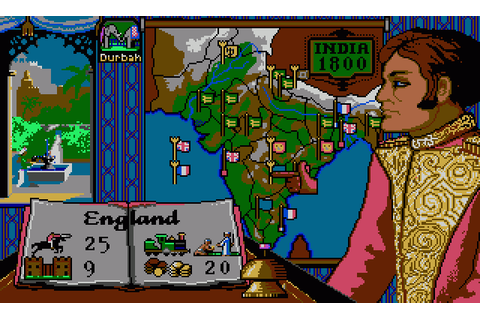 Champion of the Raj (1990) Amiga game