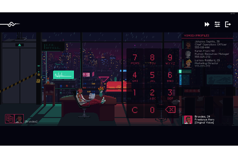 The Red Strings Club PC | The Games Machine