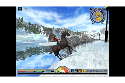 Star Stable - Winter riders - YouTube