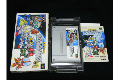 Nintendo Super Famicom SFC GAME SNES Japan Import: SD THE ...