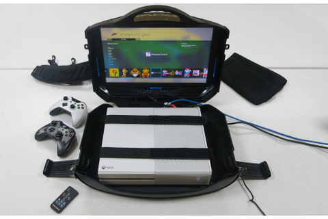 Review: Play your Xbox One on the go with the GAEMS ...
