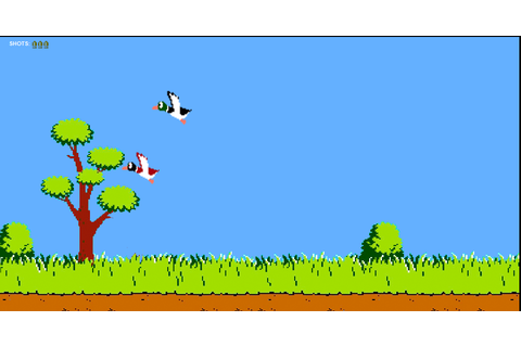 Duck Hunt JS - Mobile HTML Games
