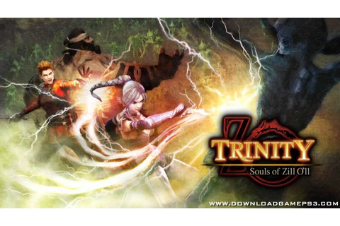 Trinity Souls of Zill Oll - Download game PS3 RPCS3 PC free